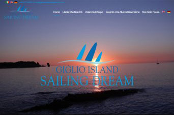 Giglio Island Sailing Dream